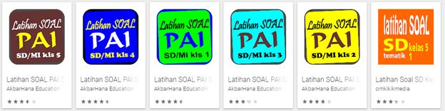 Latihan Soal PAI Kelas 5 Versi Android, Mari Mengenal Rasul-Rasul Allah