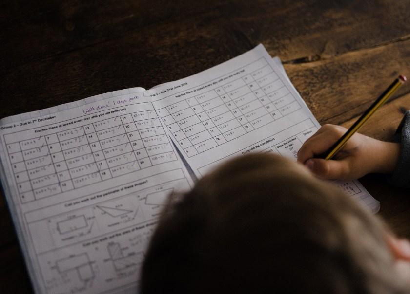 Cara Agar Cepat Pintar Pelajaran Matematika