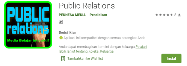 ebook public relation android