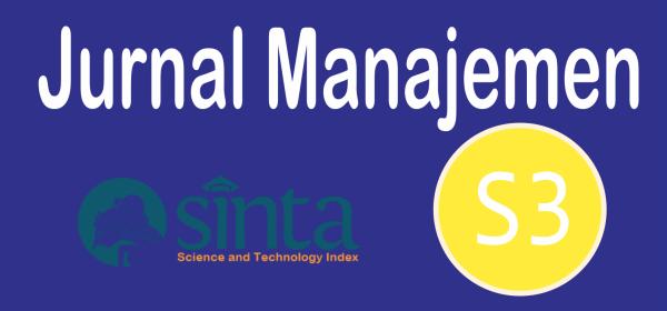 Jurnal Manajemen Sinta 3