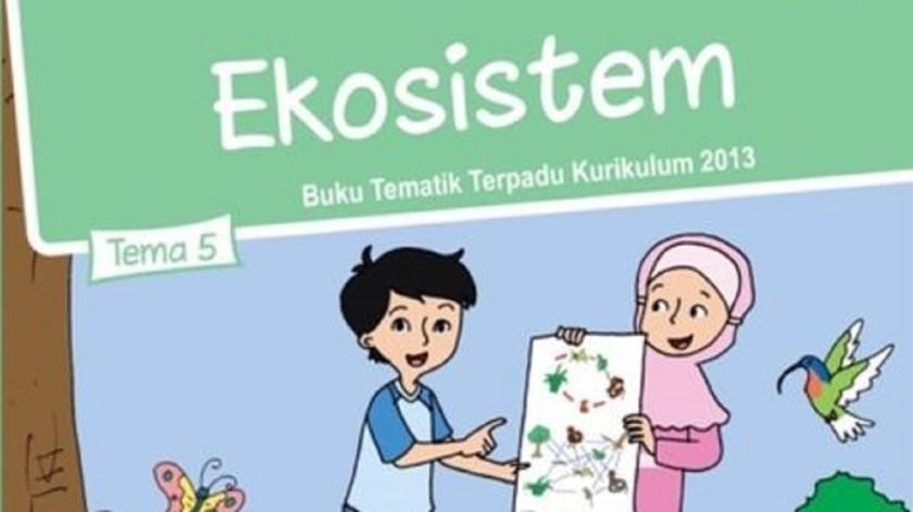 Kelas 5 Tema 5 Ekosistem