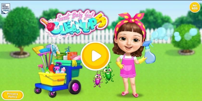 Game Edukasi Anak Tentang Kebersihan