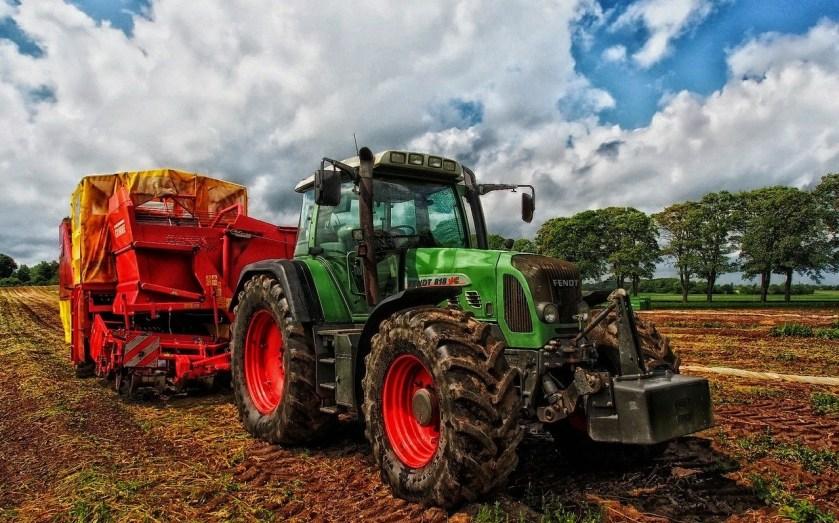 Manfaat Teknologi dalam Pertanian