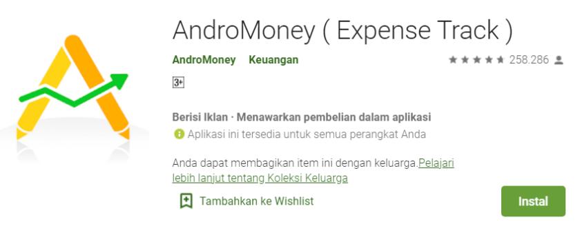 Aplikasi Pengatur Keuangan Android Terbaik 2021