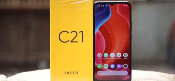 Hp Realme C21 Sejutaan Baguskah