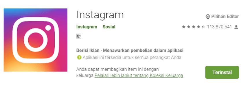 Lupa Password Instagram Bagaimana Caranya
