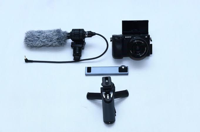 Peralatan Untuk Menjadi Vlogger