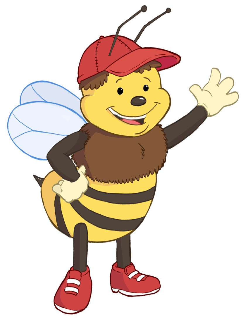 Max the Literacy Bee