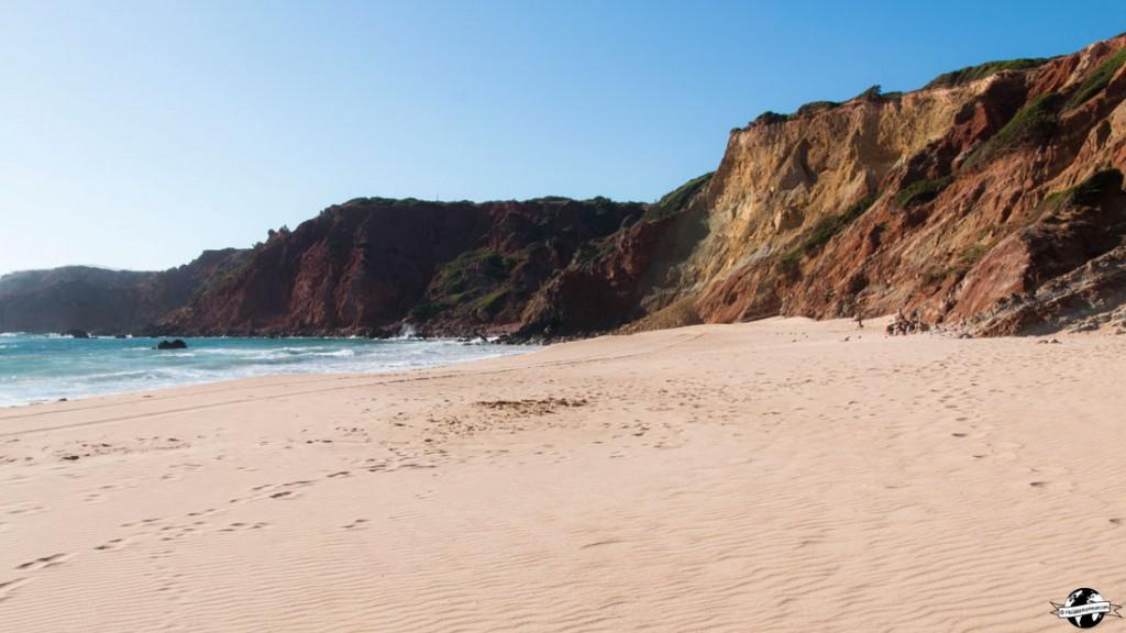 praia do amado carrapateira