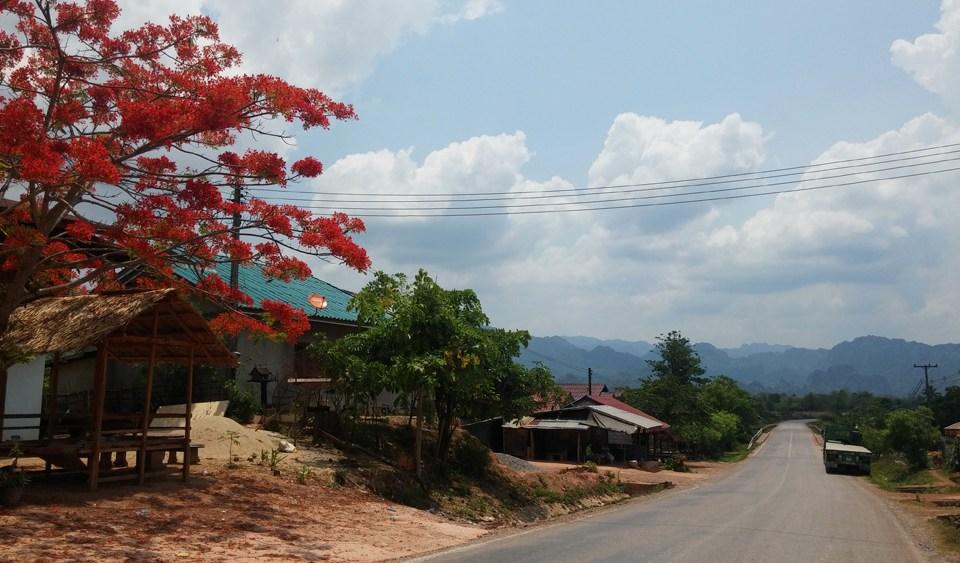 Road trip à moto au Laos : à la découverte du Plateau des Bolovens