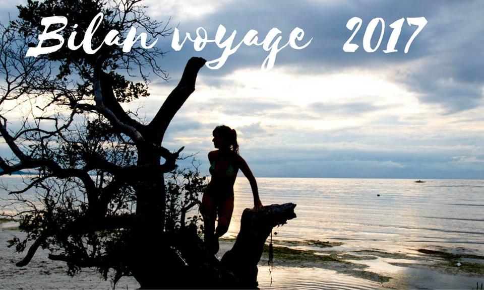 Mon bilan voyage 2017 : une année de transition entre blogging, réflexions et réadaptation