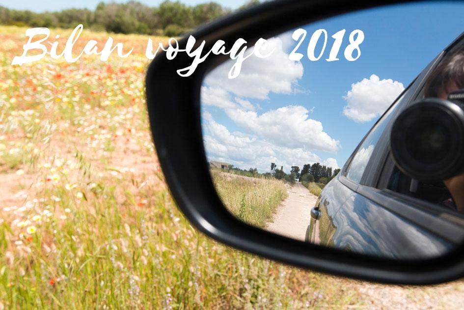 Bilan voyage 2018 : le chaos à l'aube d'un nouveau départ?