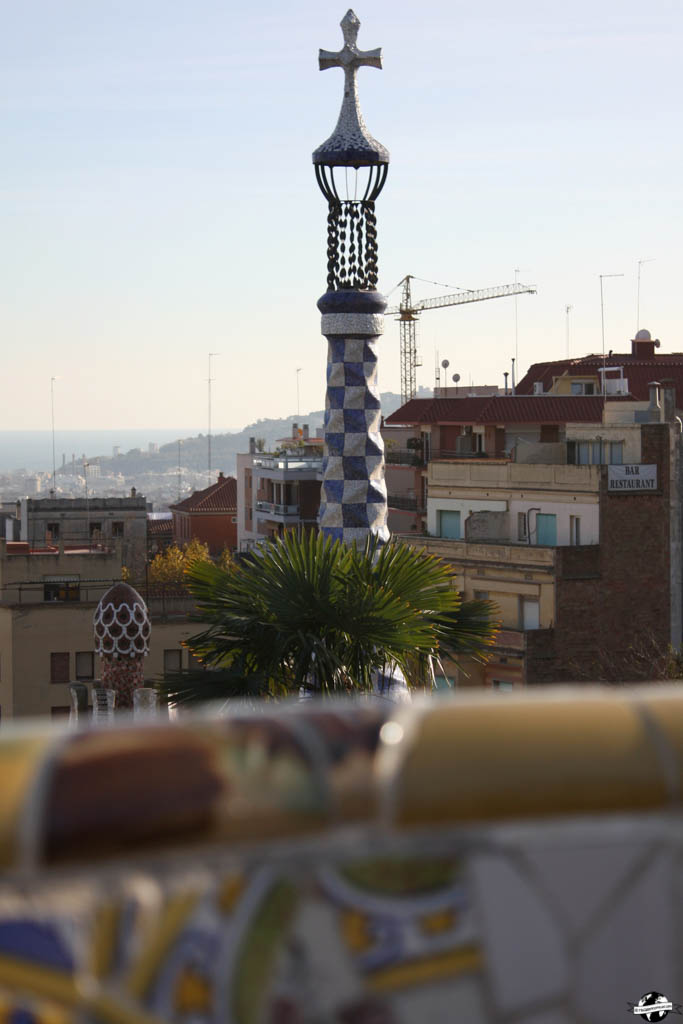 visiter barcelone - parc guell