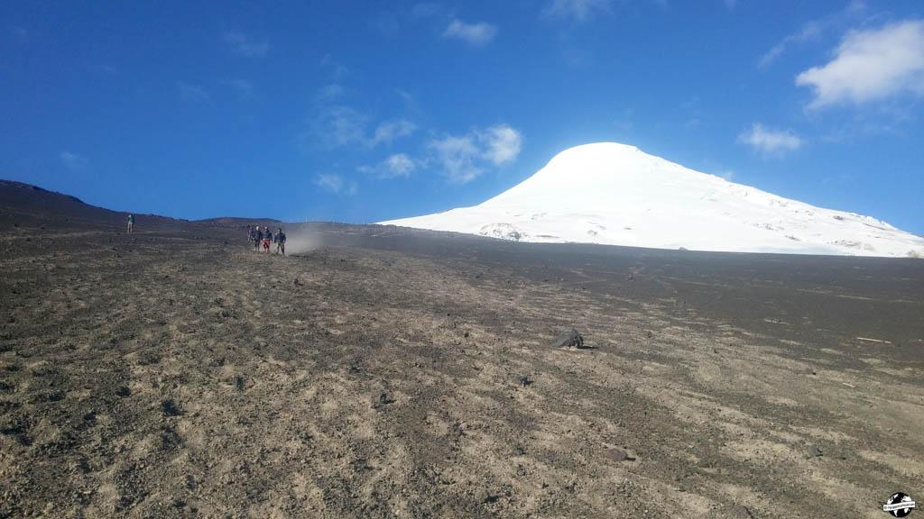 volcan osorno chili