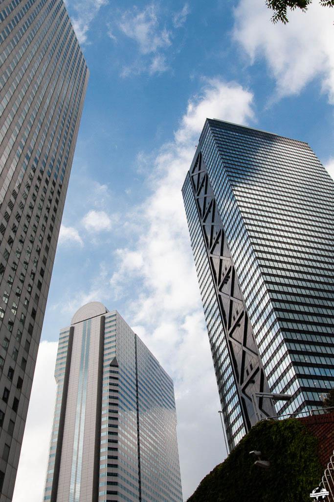 immeubles japon