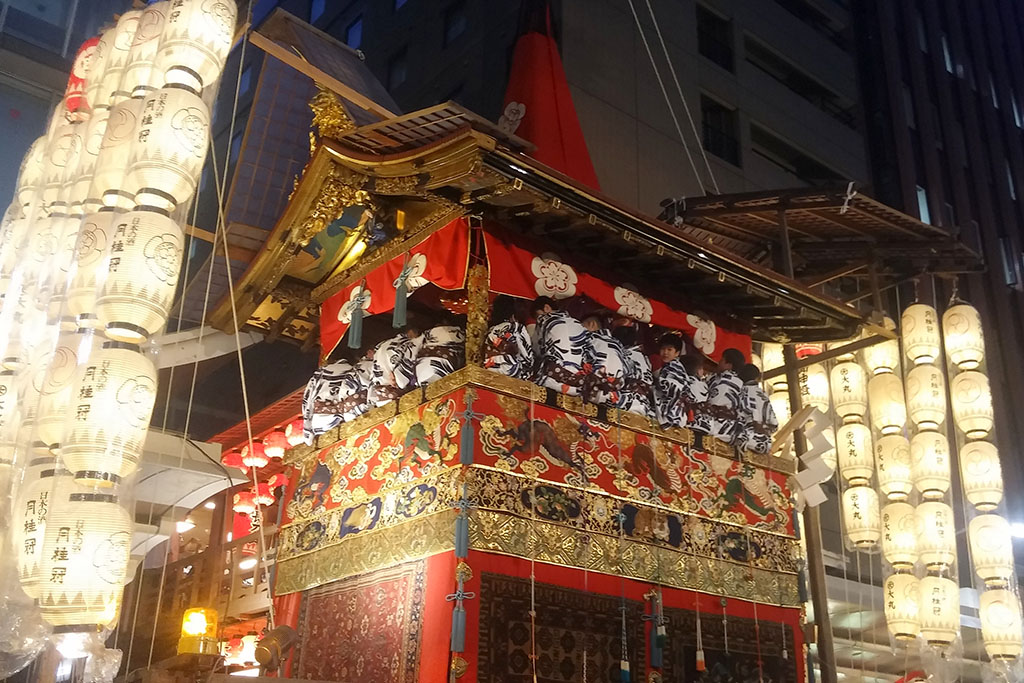 festival gion matsuri kyoto