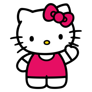 Here's a photo of Hello Kitty instead of Hentai. You're welcome/I'm sorry. Pick whichever seems the most fitting for your own preferences.