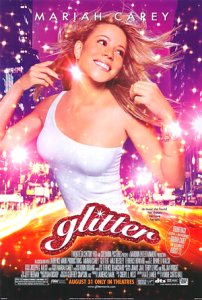Unfortunately, this came out in 2001 when everyone was tired of glitter. And Mariah Carey.