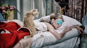 """""""You renamed yourself """"Holly Golightly"""" and I have to just be 'Cat'? Screw you, lady."""""""