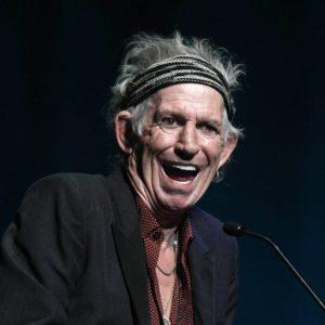 Keith Motherfucking Richards