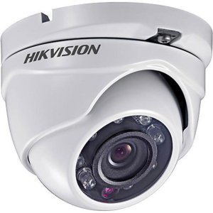 Caméra Dome métallique 2Mp HD1080P IR 20m étanche IP66
