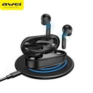 AWEI T10C écouteurs Bluetooth V5.0 à contrôle tactile