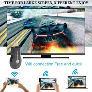 AnyCast Dongle d'affichage wifi HDMI smartphone au TV mirascreen