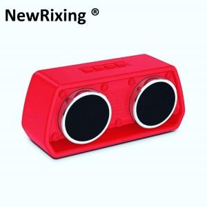 NewRixing NR-2024 Haut-parleur Bluetooth de haute qualité