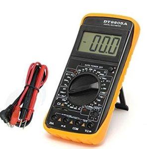 Multimètre professionnel DT9205A