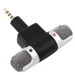 Mini microphone stéréo