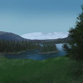 Glaciers advancing 2