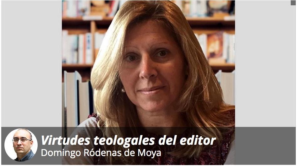 Virtudes teologales del editor, por Domingo Ródenas de Moya, en El Periódico