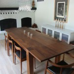 Magnus Table 10 Long Solid Black Walnut Dining Table Magmaxdesign S Blog