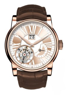 Roger Dubuis Hommage Tribute to Mr. Roger Dubuis