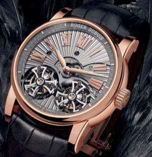 Roger Dubuis Hommage Double Flying Tourbillon