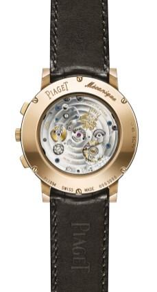 Piaget Altiplano Chronographe - SIHH 2015
