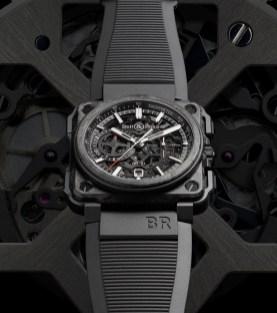 BR X1 Carbon forgé - Baselworld 2015