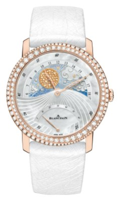 Blancpain Women référence 3740-3744-58B - Baselworld 2015