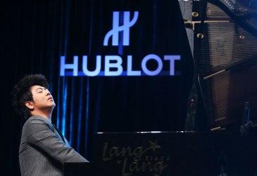 Lang Lang, nouvel ambassadeur Hublot