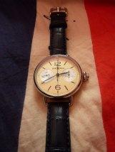 Bell&Ross WW1 Chronographe Monopoussoir Ivoire - Visuel ©Maverick