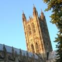 Canturbury Cathedral.