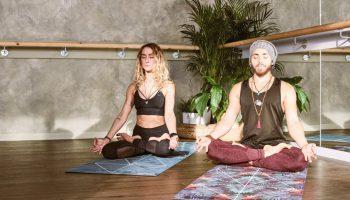 Partner Seated Meditation