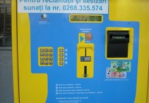 automat bilete ratb