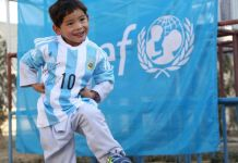 copilul afgan