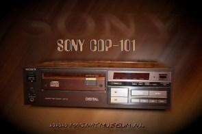 sony cdp-101 klein