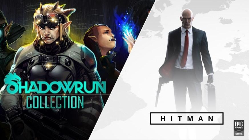 Garanta as cópias gratuitas de HITMAN e Shadowrun ...