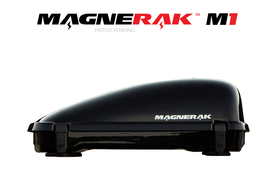 magnerak m1 magnetic fishing roof rack with theft deterrent security locking system magnerak fishing rod roof racks for most vehicles
