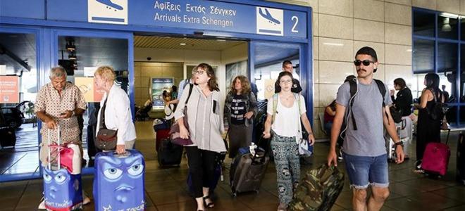 Touristes Tourismos