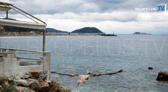 Pelican 4 Skopelos TV 3