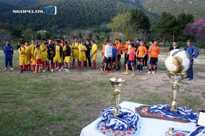 Τουρνουά ποδοσφαίρου 2018 Νέο Κλίμα Σκοπέλου (30)